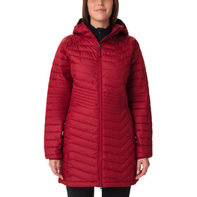 Columbia Powder Lite Mid Jacket Women beet